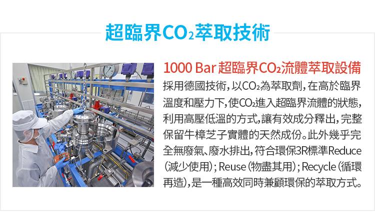 超臨界CO2萃取技術